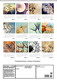 Pusteblumentraum - Dreams of Dandelion (Wandkalender 2018 DIN A2 hoch) - Produktdetailbild 13