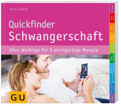 Quickfinder Schwangerschaft, Silvia Höfer