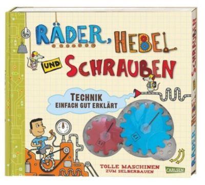 Räder, Hebel und Schrauben, Nick Arnold