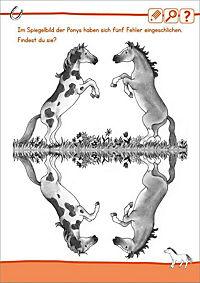 Rätselspaß Pferde & Ponys - Produktdetailbild 1
