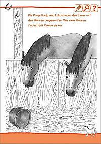 Rätselspaß Pferde & Ponys - Produktdetailbild 2