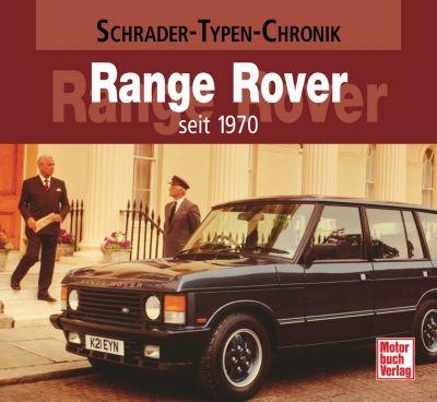 Range Rover, Cajetan Sacardi