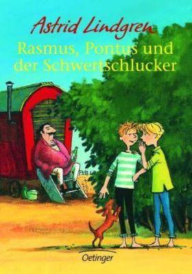 Rasmus, Pontus und der Schwertschlucker, Astrid Lindgren