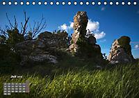 Raukar - Gotlands bizarre Felsen (Tischkalender 2018 DIN A5 quer) Dieser erfolgreiche Kalender wurde dieses Jahr mit gle - Produktdetailbild 7