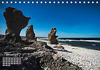 Raukar - Gotlands bizarre Felsen (Tischkalender 2018 DIN A5 quer) Dieser erfolgreiche Kalender wurde dieses Jahr mit gle - Produktdetailbild 1