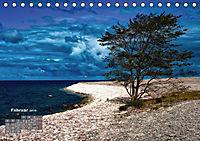 Raukar - Gotlands bizarre Felsen (Tischkalender 2018 DIN A5 quer) Dieser erfolgreiche Kalender wurde dieses Jahr mit gle - Produktdetailbild 2