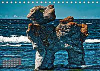 Raukar - Gotlands bizarre Felsen (Tischkalender 2018 DIN A5 quer) Dieser erfolgreiche Kalender wurde dieses Jahr mit gle - Produktdetailbild 11