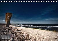 Raukar - Gotlands bizarre Felsen (Tischkalender 2018 DIN A5 quer) Dieser erfolgreiche Kalender wurde dieses Jahr mit gle - Produktdetailbild 6