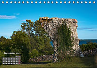 Raukar - Gotlands bizarre Felsen (Tischkalender 2018 DIN A5 quer) Dieser erfolgreiche Kalender wurde dieses Jahr mit gle - Produktdetailbild 9