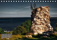 Raukar - Gotlands bizarre Felsen (Tischkalender 2018 DIN A5 quer) Dieser erfolgreiche Kalender wurde dieses Jahr mit gle - Produktdetailbild 4