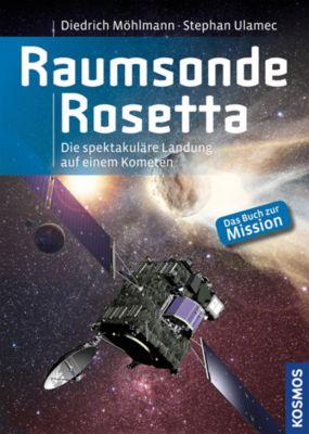 Raumsonde Rosetta, Diedrich Möhlmann, Stephan Ulamec