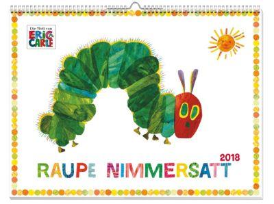 Raupe Nimmersatt 2018
