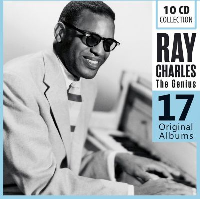 Ray Charles - The Genius, 10 CDs, Ray Charles