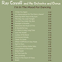 Ray Conniff - I'm In The Mood For Dancing - Produktdetailbild 1