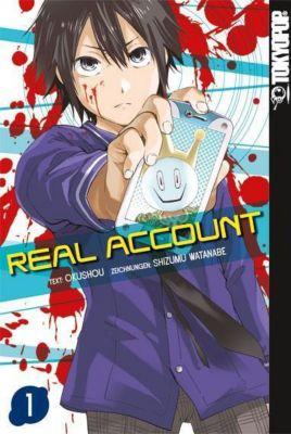 Real Account, Shizumu Watanabe, Okushou