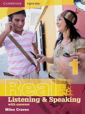 Real Listening & Speaking: Vol.1 Student's Book, w. Audio-CD