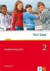 Red Line: Bd.2 Klasse 6, Vokabeltraining aktiv