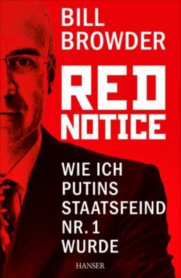 Red Notice, Bill Browder