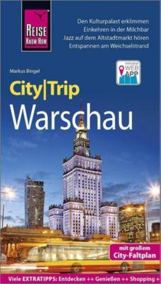 Reise Know-How CityTrip Warschau, Markus Bingel