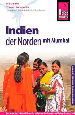 Reise Know-How Indien, Der Norden, Martin Barkemeier, Thomas Barkemeier