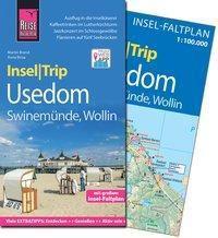 Reise Know-How InselTrip Usedom mit Swinemünde und Wollin, Martin Brand, Anna Brixa