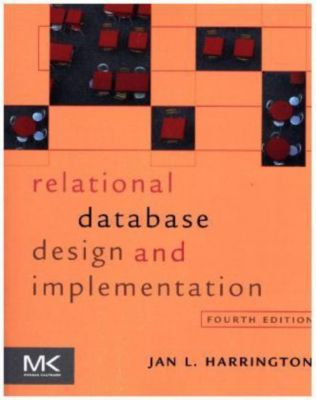 Relational Database Design and Implementation, Jan L. Harrington