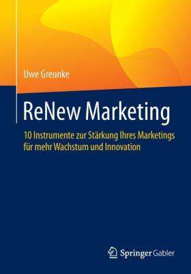 ReNew Marketing, Uwe Greunke