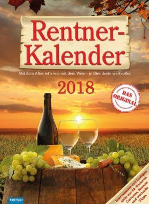 Rentner-Kalender 2018