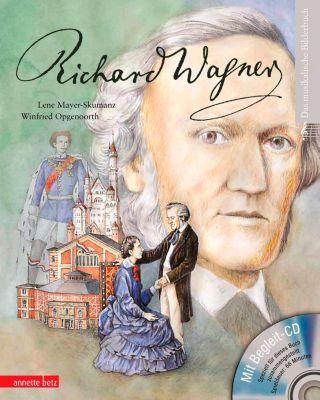 Richard Wagner, m. Audio-CD, Lene Mayer-skumanz, Winfried Opgenoorth