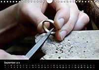 Ringe - Vom Blech zum Schmuck (Wandkalender 2018 DIN A4 quer) - Produktdetailbild 9