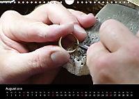 Ringe - Vom Blech zum Schmuck (Wandkalender 2018 DIN A4 quer) - Produktdetailbild 8