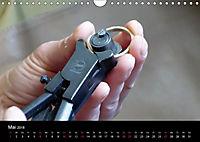 Ringe - Vom Blech zum Schmuck (Wandkalender 2018 DIN A4 quer) - Produktdetailbild 5