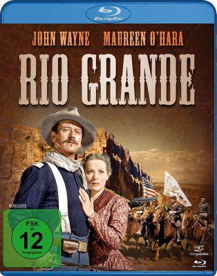 Rio Grande, John Wayne