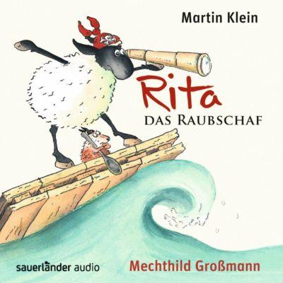 Rita das Raubschaf Band 1: Rita, das Raubschaf (Audio-CD), Martin Klein