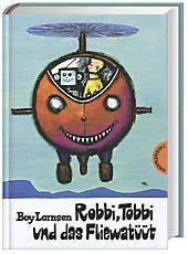 Robbi, Tobbi und das Fliewatüüt, Boy Lornsen
