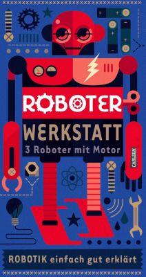 Roboter Werkstatt, Steve Parker