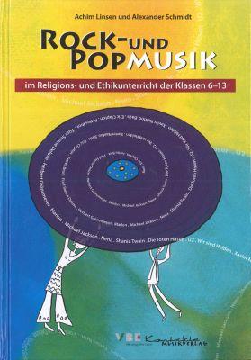 Rock- und Popmusik: Lehrerbuch ohne Liedtexte, Achim Linsen, Alexander Schmidt