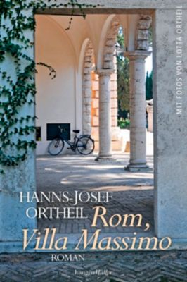 Rom, Villa Massimo, Hanns-Josef Ortheil