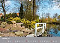 Romantische Garten-Paradiese (Wandkalender 2018 DIN A3 quer) - Produktdetailbild 10