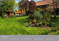 Romantische Garten-Paradiese (Wandkalender 2018 DIN A3 quer) - Produktdetailbild 3