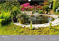 Romantische Garten-Paradiese (Wandkalender 2018 DIN A3 quer) - Produktdetailbild 5