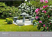 Romantische Garten-Paradiese (Wandkalender 2018 DIN A3 quer) - Produktdetailbild 8