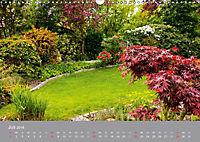Romantische Garten-Paradiese (Wandkalender 2018 DIN A3 quer) - Produktdetailbild 7