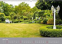 Romantische Garten-Paradiese (Wandkalender 2018 DIN A3 quer) - Produktdetailbild 6