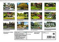 Romantische Garten-Paradiese (Wandkalender 2018 DIN A3 quer) - Produktdetailbild 13