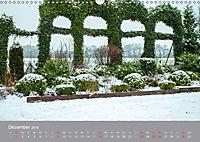Romantische Garten-Paradiese (Wandkalender 2018 DIN A3 quer) - Produktdetailbild 12