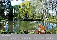 Romantische Garten-Paradiese (Wandkalender 2018 DIN A3 quer) - Produktdetailbild 11