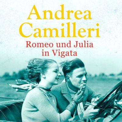 Romeo und Julia in Vigata, MP3-CD, Andrea Camilleri