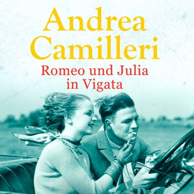 Romeo und Julia in Vigata, MP3-CD, Andrea Camilleri