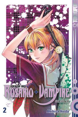 Rosario + Vampire Season II, Akihisa Ikeda